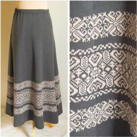 Žakardinis sijonas